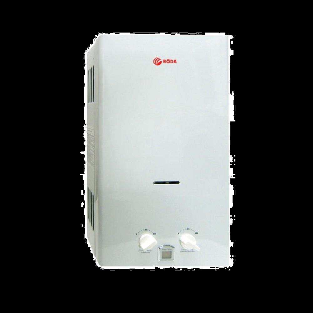 Газовий проточний водонагрівач RODA JSD20-A1  зображення 1