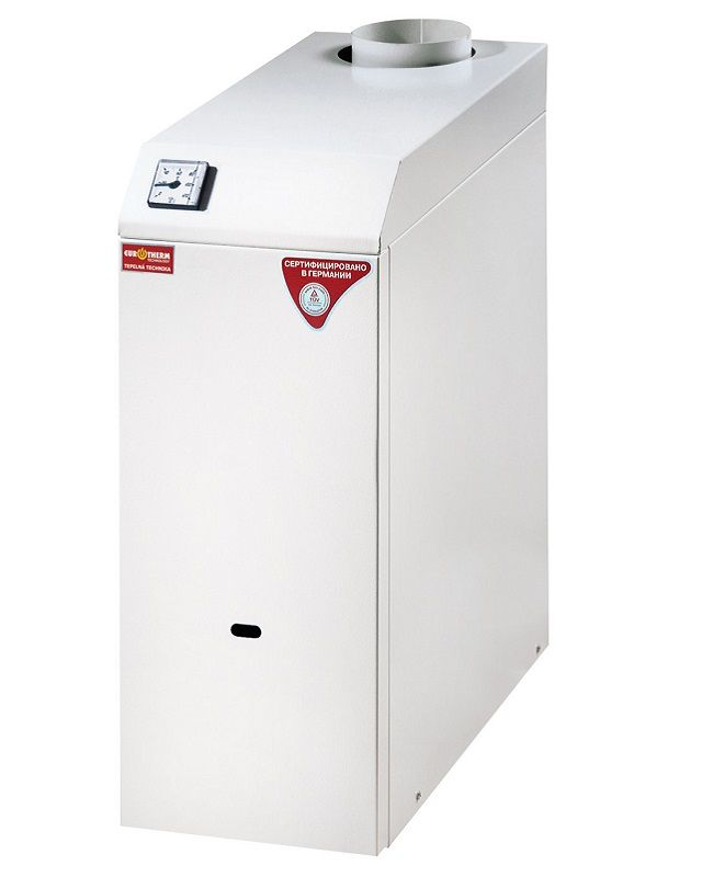Газовий котел Колві Eurotherm KT12TS В Стандарт  зображення 1