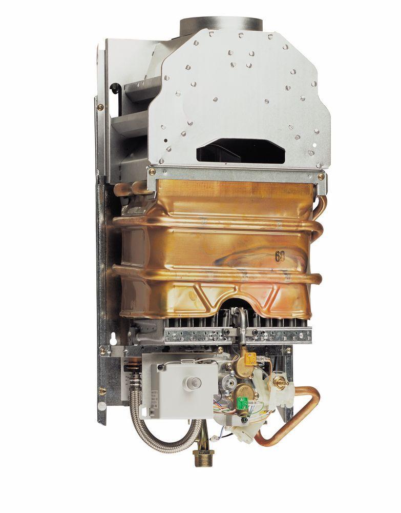 Газовий проточний водонагрівач BOSCH WRD 10-2 G  зображення 3