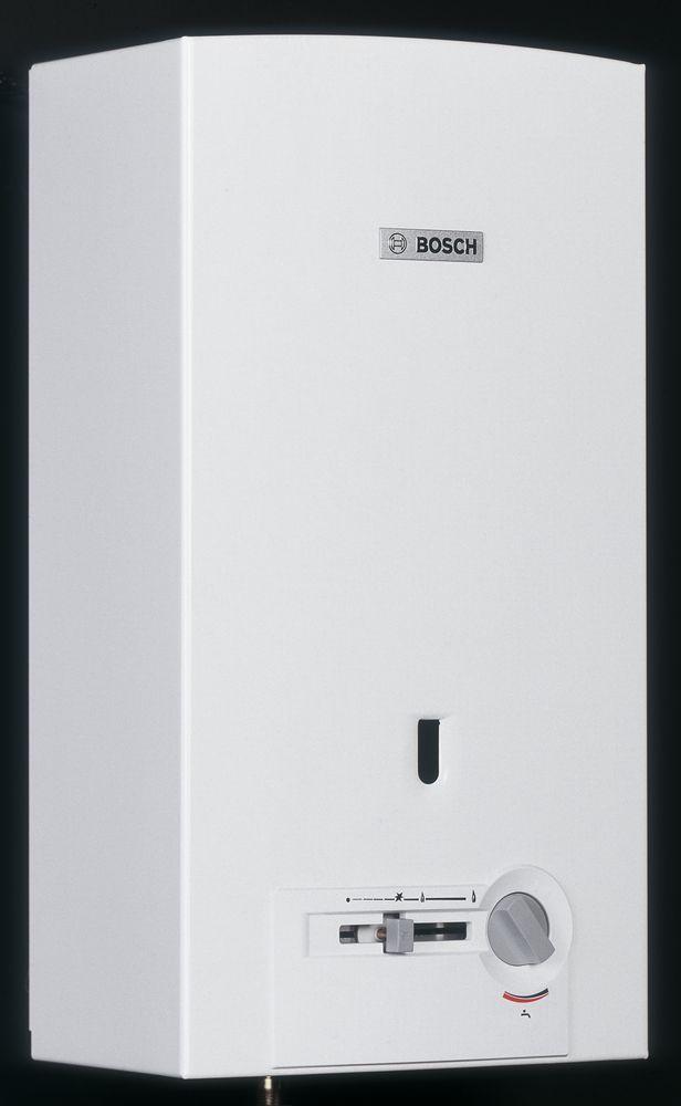 Газовий проточний водонагрівач BOSCH W 10-2 P  зображення 2
