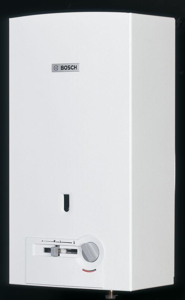 Газовий проточний водонагрівач BOSCH WR 13-2 P  зображення 2