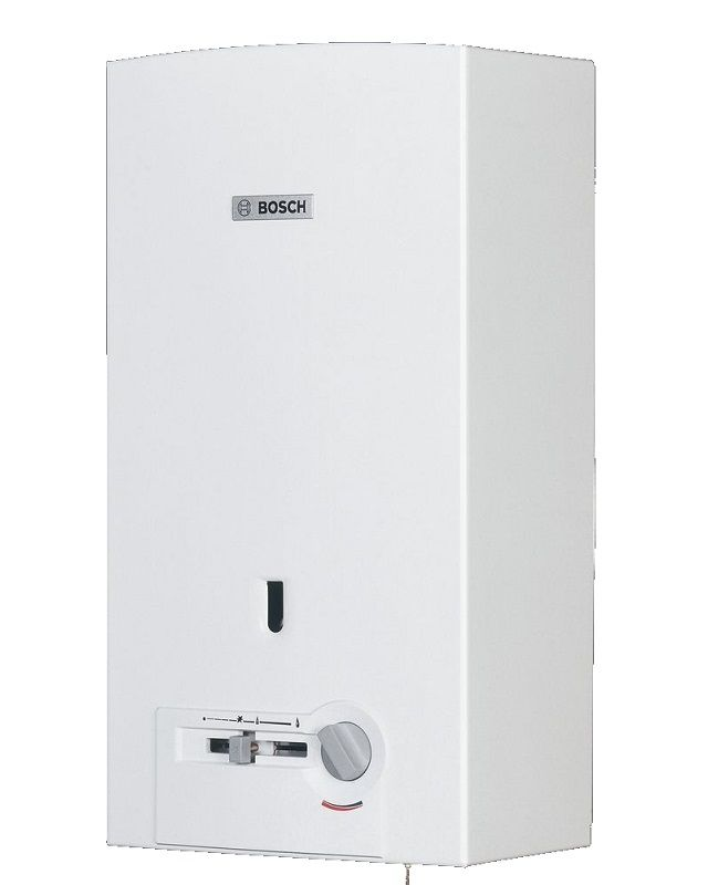 Газовый проточный водонагреватель BOSCH W 10-2 P  изображение 3