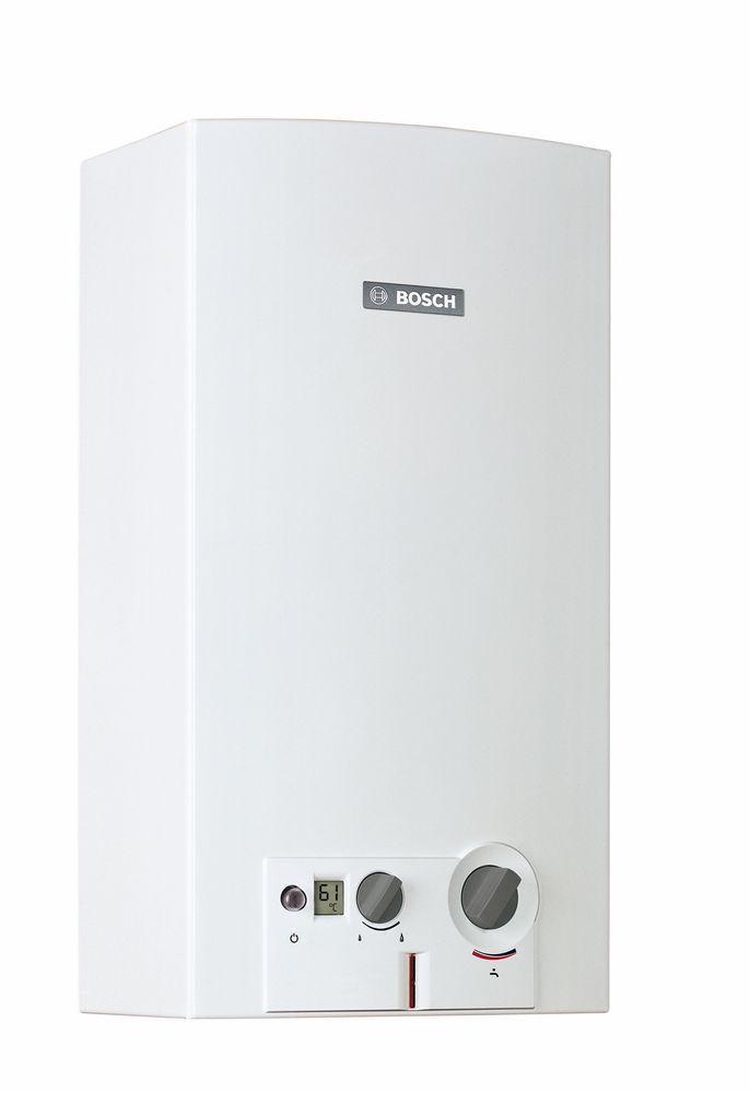 Газовий проточний водонагрівач BOSCH WRD 10-2 G  зображення 2