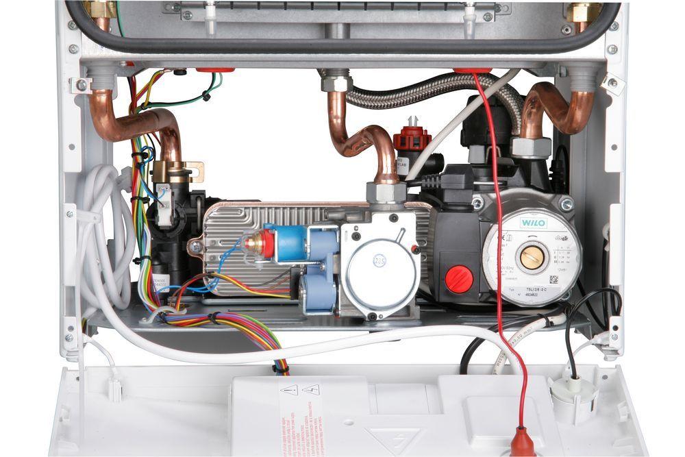 Газовый котелBOSCHGaz 6000 W WBN 28H RN  изображение 2