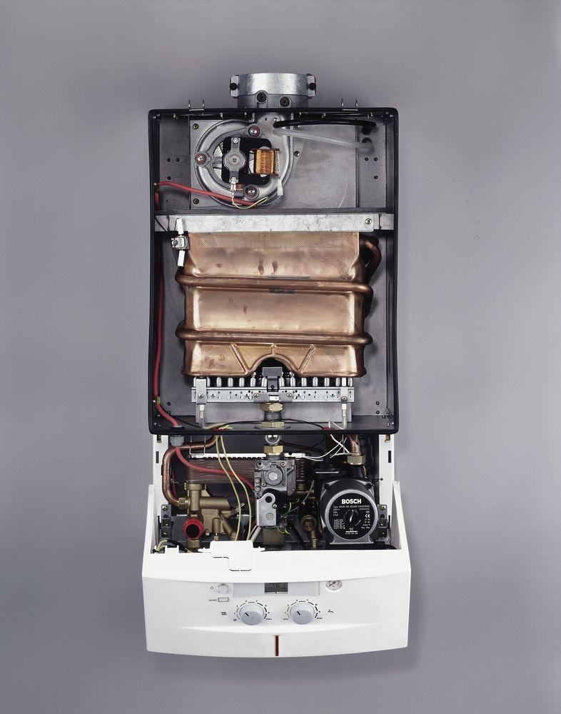 Газовий котелBOSCHGaz 3000 W ZW 24-2 KE  зображення 4
