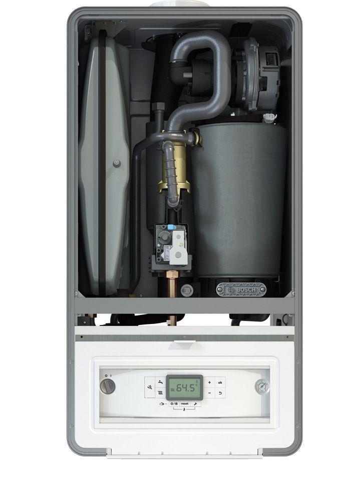 Газовый котел BOSCH Gaz Condens 7000iW 14 PB 23  изображение 4