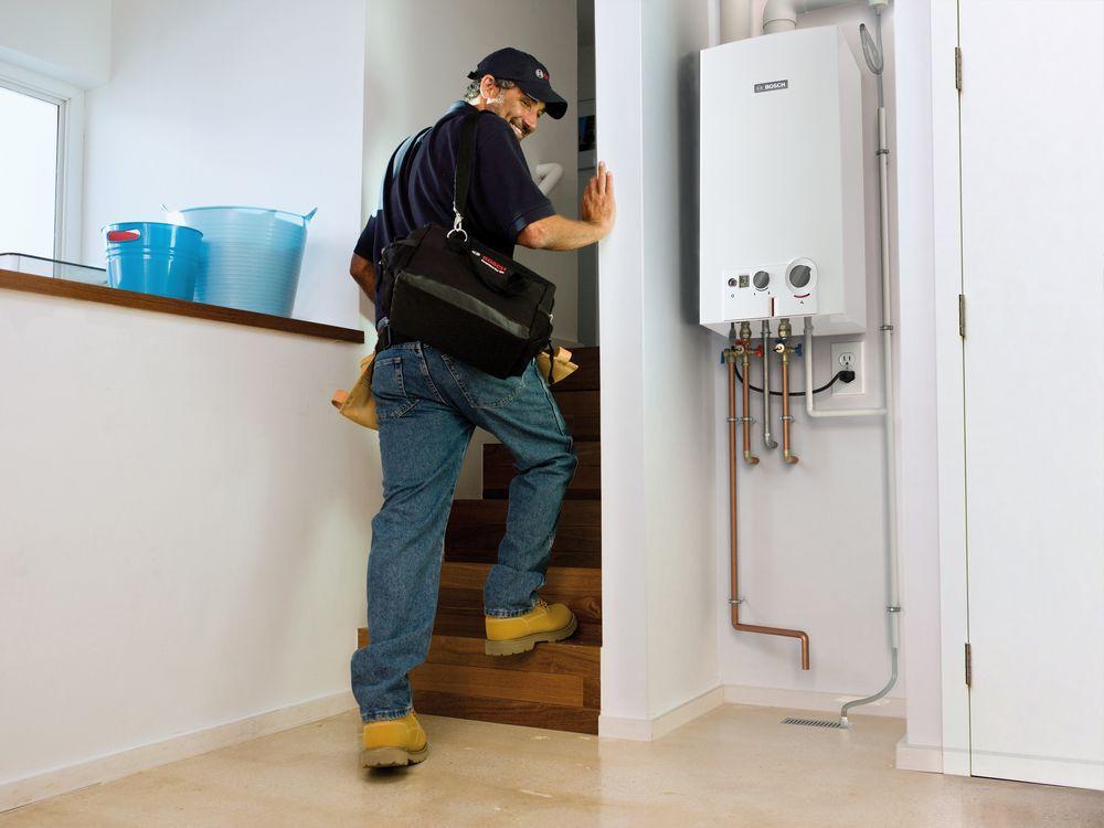 Газовый проточный водонагреватель BOSCH WRD 13-2 G  изображение 4