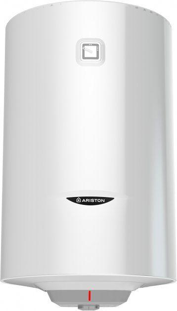 Електричний водонагрівач (бойлер) Ariston PRO1 R ABS 50 V SLIM  зображення 1