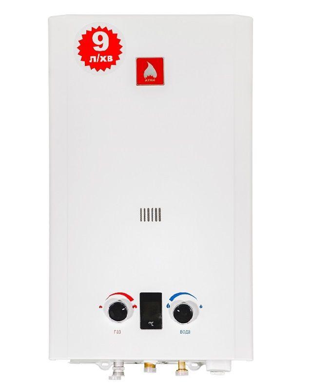 Газовый проточный водонагреватель Атем ВПГ-16  изображение 1