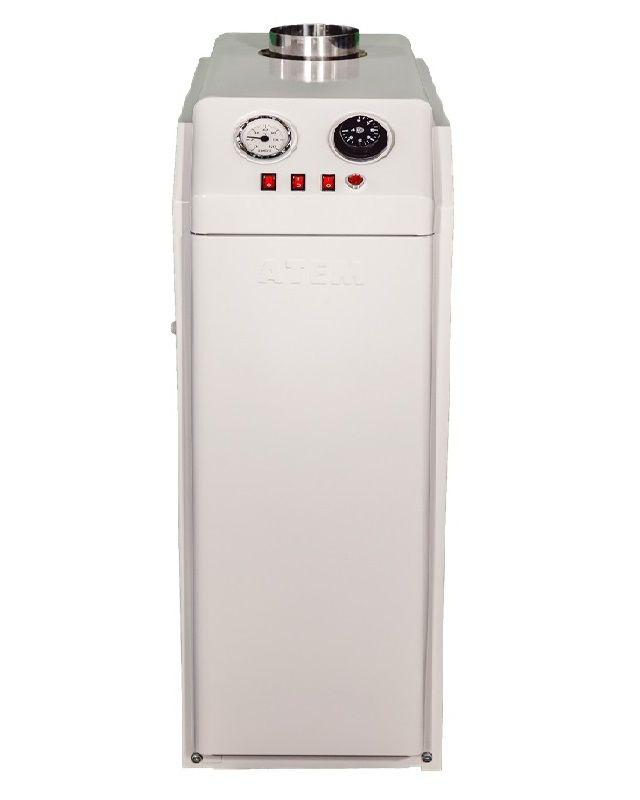 Електро-газовий котел АТЕМ ЖИТОМИР-3 КС-ГВ-010 СН / КЕ-4,5  зображення 1