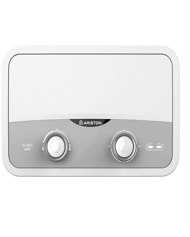 Електричний проточний водонагрівач Ariston Aures SF 5.5 COM  зображення 1