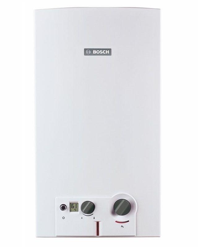 Газовий проточний водонагрівач BOSCH WRD 10-2 G  зображення 1