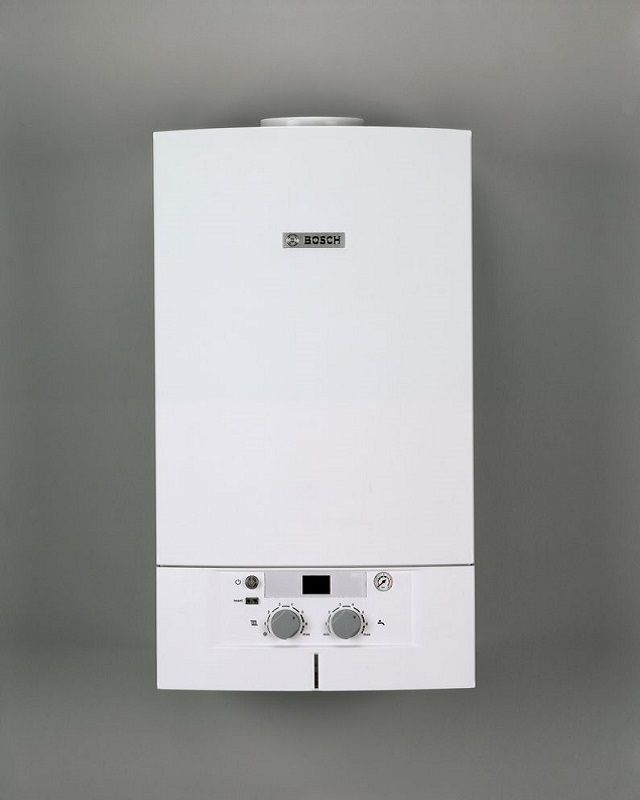 Газовий котелBOSCHGaz 3000 W ZW 24-2 KE  зображення 1