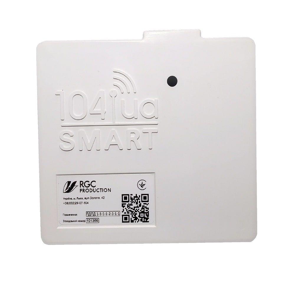 Модем 104UA SMART для лічильників Metrix G1,6-G16 з зовнішньою антеною  зображення 1