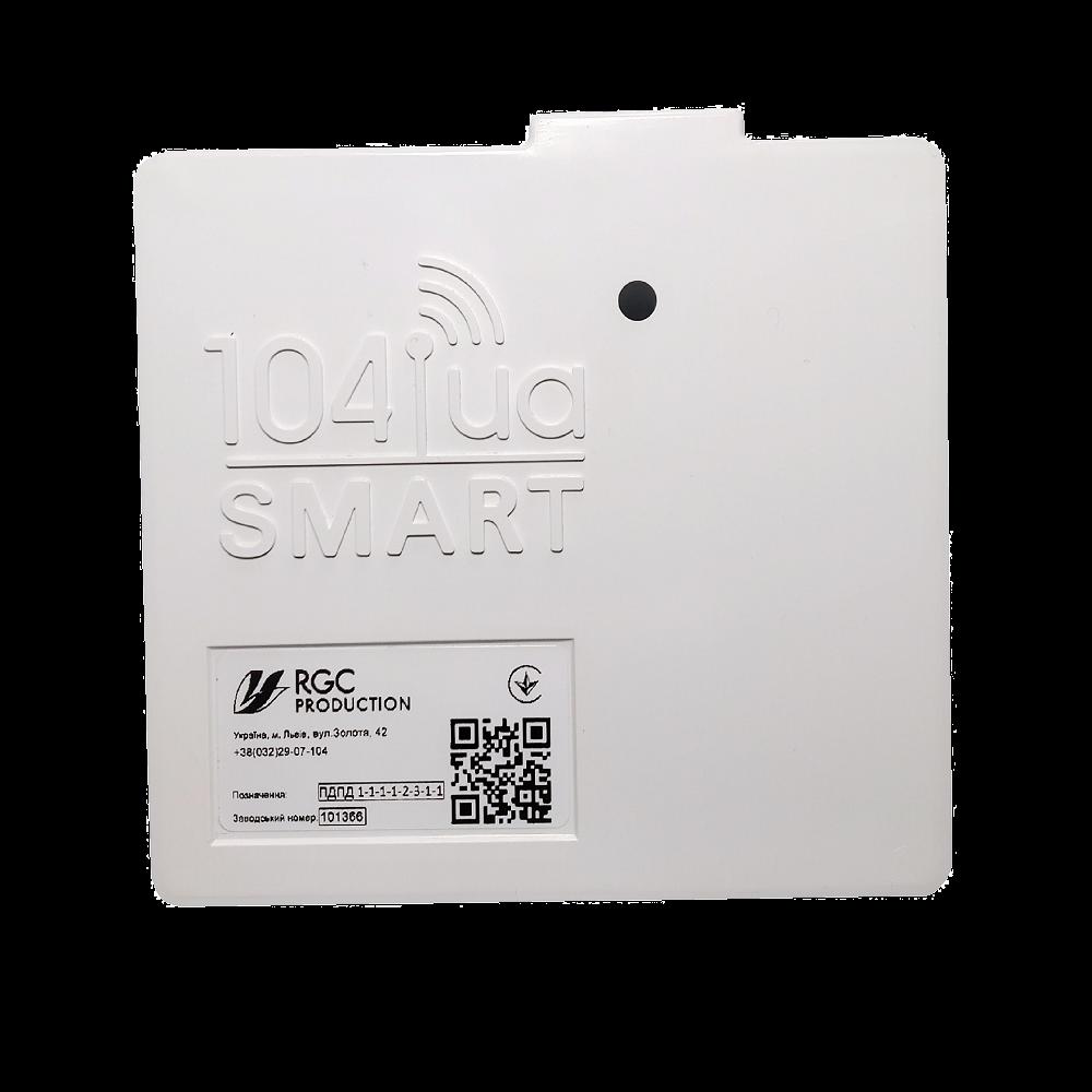 Модем 104UA Smart для лічильників Itron(Actaris) G10, G16  зображення 1