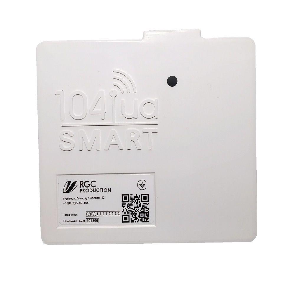 Модем 104UA SMART для лічильників Самгаз G1,6-G4 з зовнішньою антеною  зображення 1