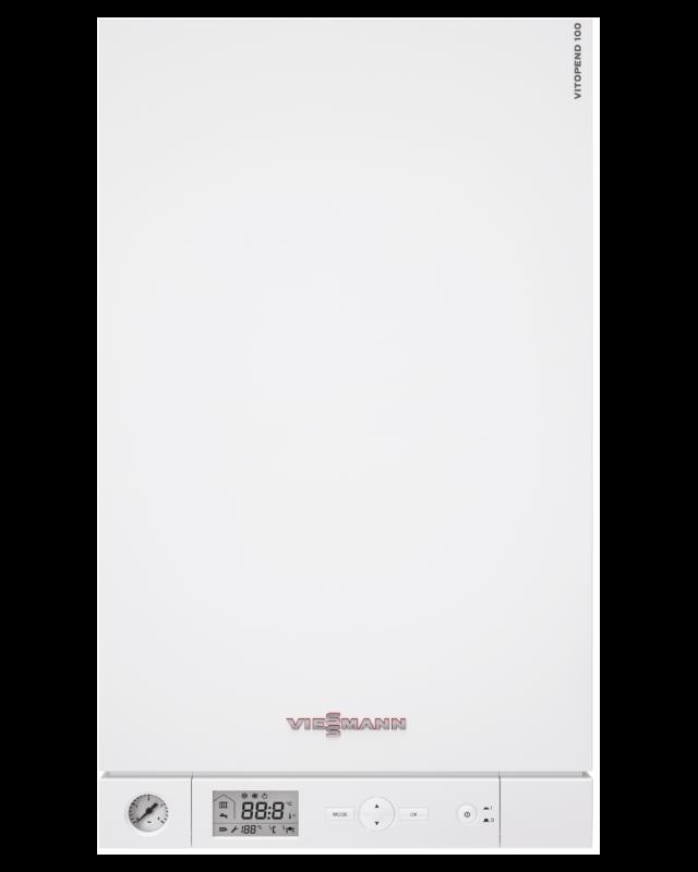 Газовый котел Viessmann Vitopend 100-W 8,5-24,0 кВт (A1HB004)  изображение 1