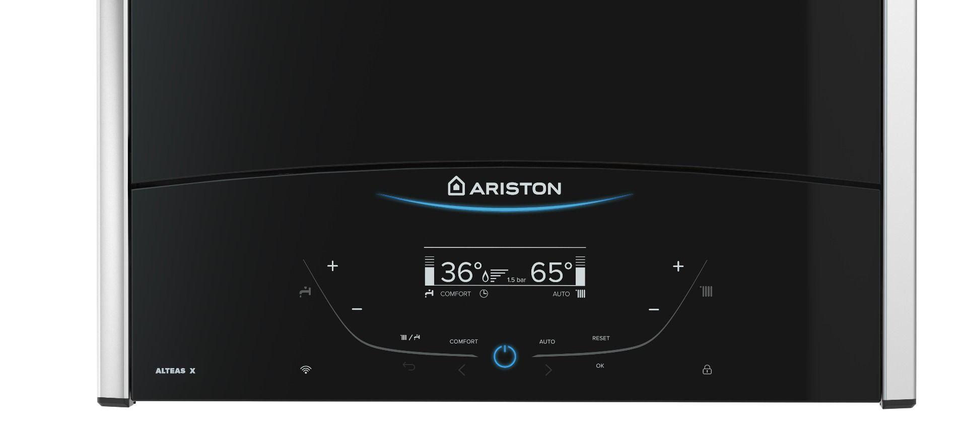 Газовый котел Ariston Alteas X 32 FF NG  изображение 2