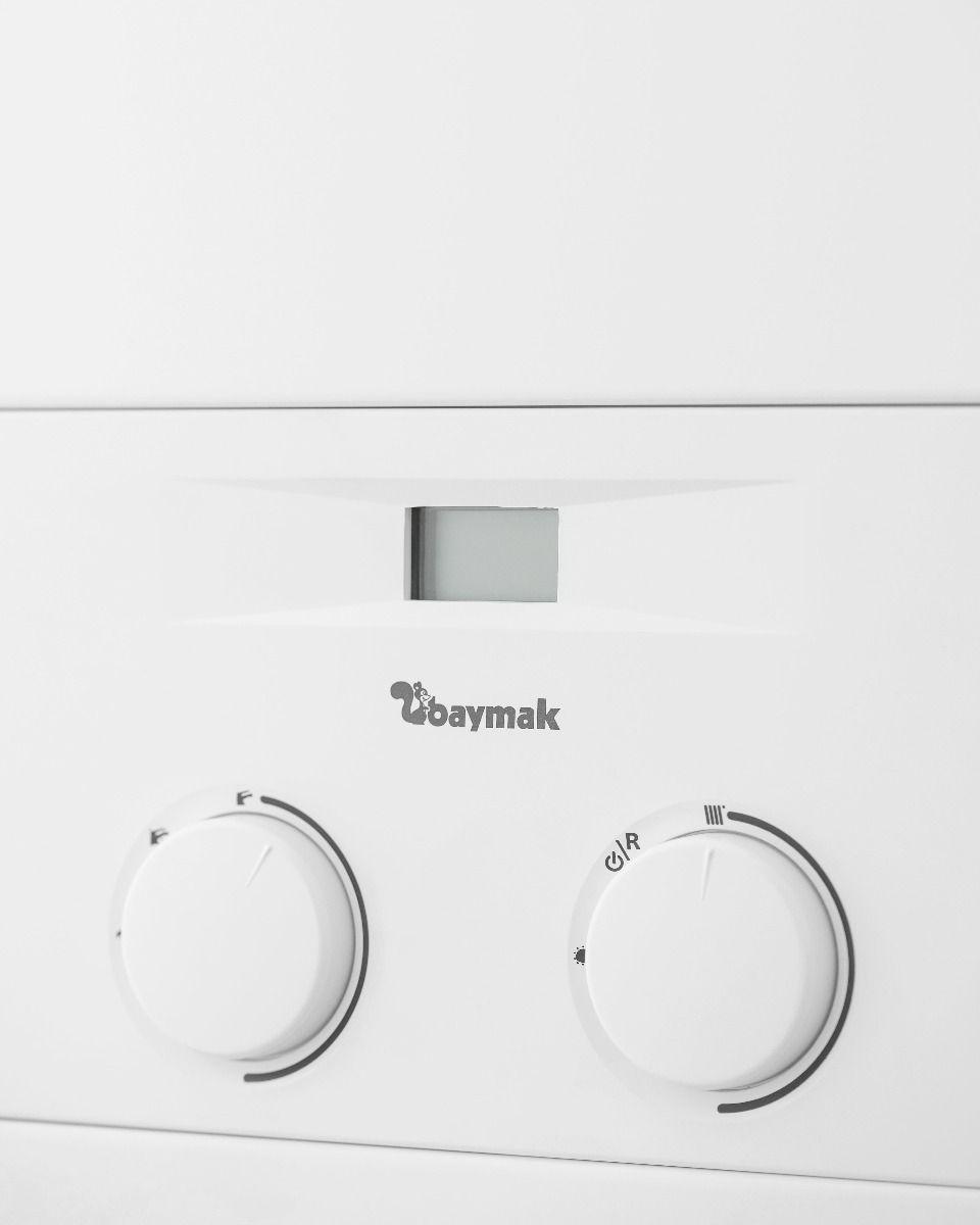 Газовий котел Baymak BYM-SE 24 Fi  зображення 5