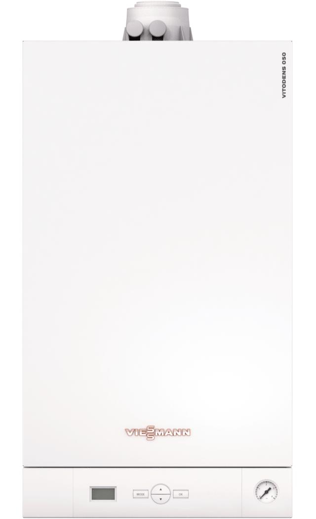 Газовий котел Viessmann Vitodens 050-W 6,5-24 кВт (BPJC035)  зображення 1
