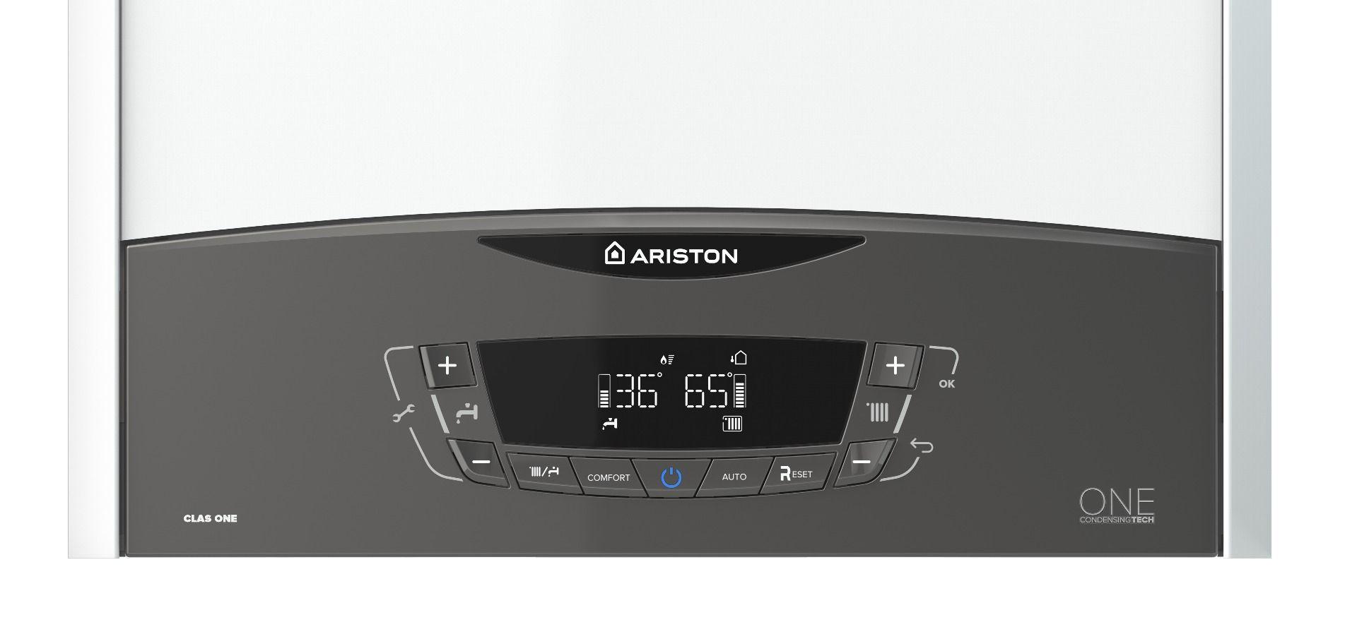 Газовий котел Ariston Clas One 30 RDC  зображення 2