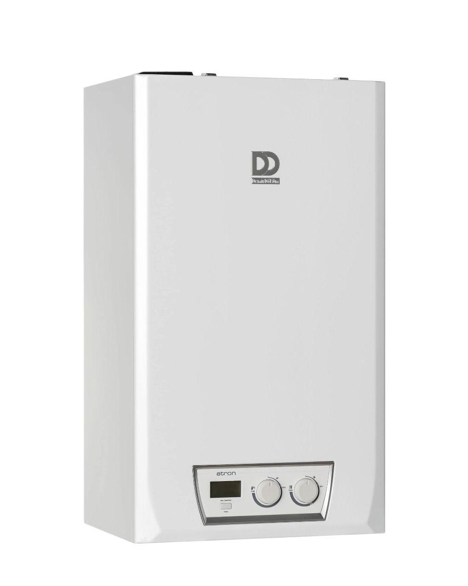 Газовий котел DemirDokum Demrad Atron H-24  зображення 5