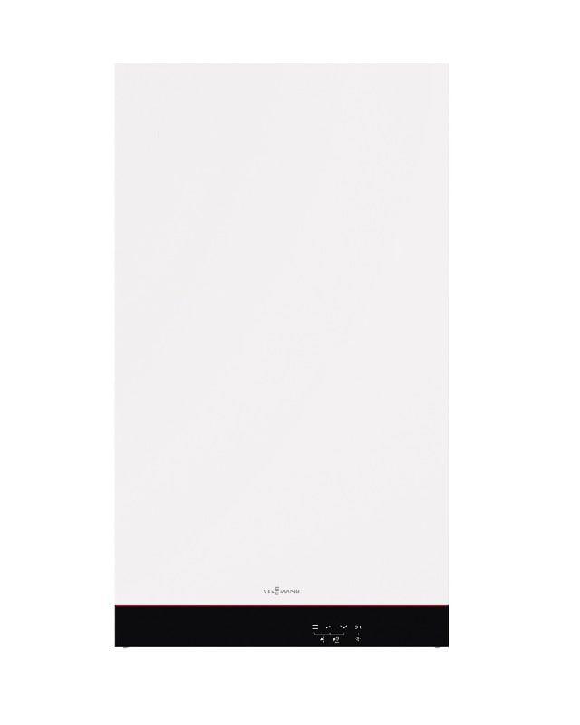 Газовый котел Viessmann Vitodens 050-W B0HA 25кВт (Z024397) с бойлером 120 л  изображение 1
