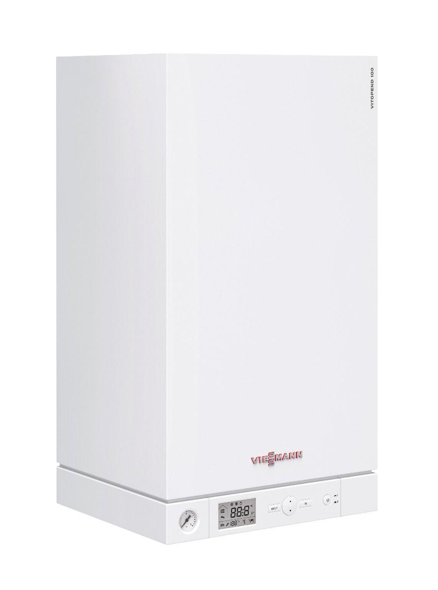 Газовий котел Viessmann Vitopend 100-W 11,4-29,9 кВт (A1HB005)  зображення 2