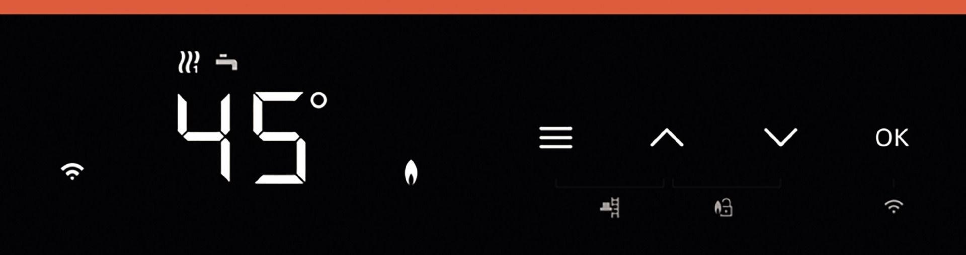 Газовый котел Viessmann Vitodens 050-W B0HA 25кВт (Z024397) с бойлером 120 л  изображение 5